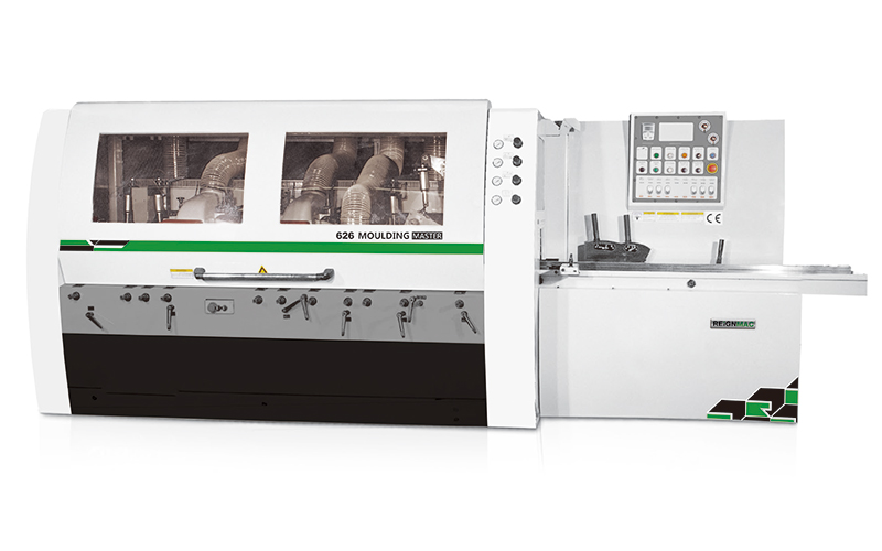 Four-Side moulder series M26