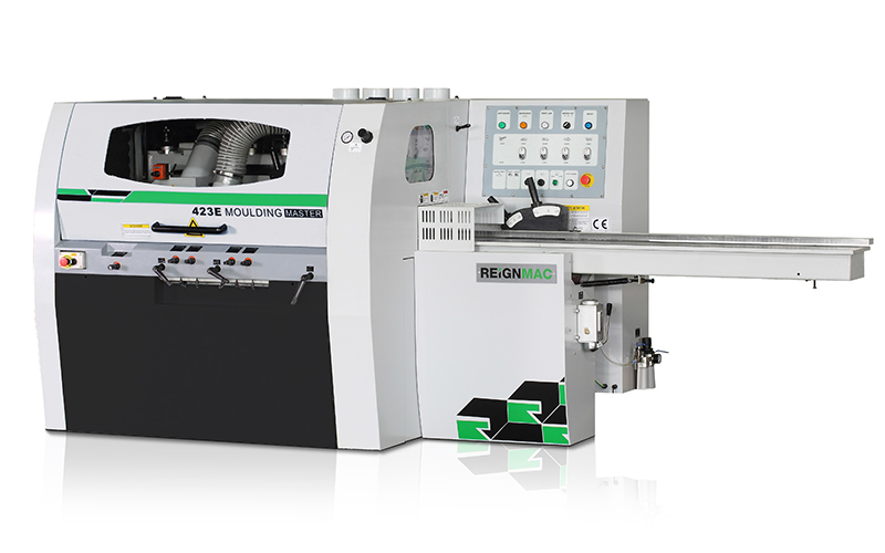Economical four-side moulder series M23E