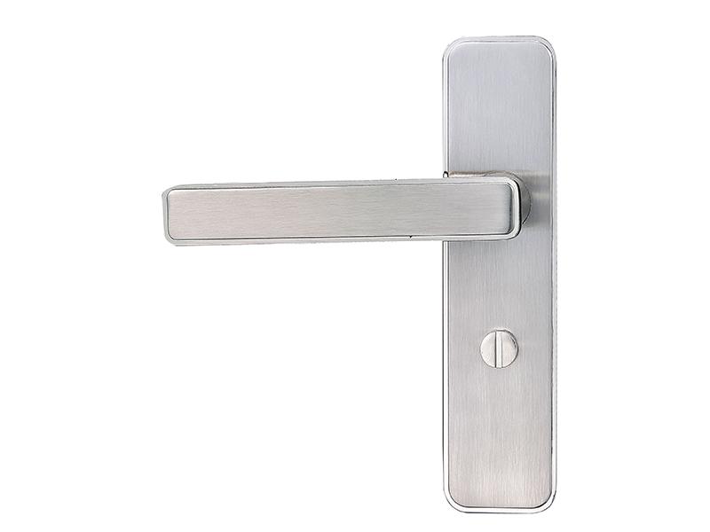 80平开门锁