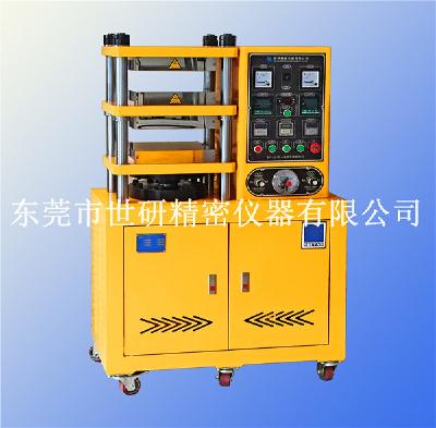 SY-6210-A小型平板硫化机仪表型