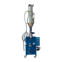 WQ-TG14环保罩自动上料单头灌粉机