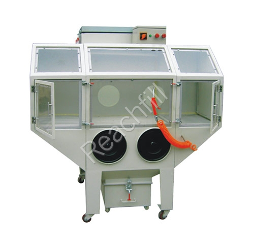 WQ-TX480双窗卧吸式除尘机