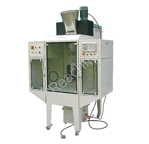 WQ-TX4850 environmental protection cleaning and powder filling machine