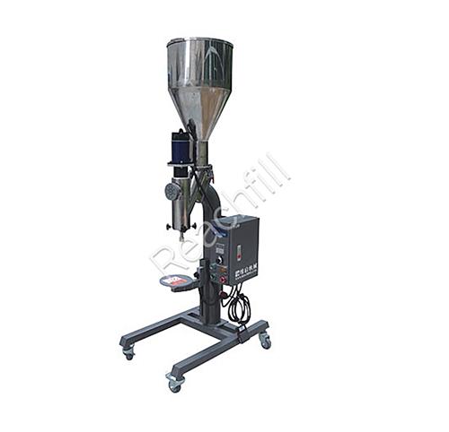 WQ-TG10 fast powder filling machine