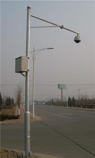 天网监控杆