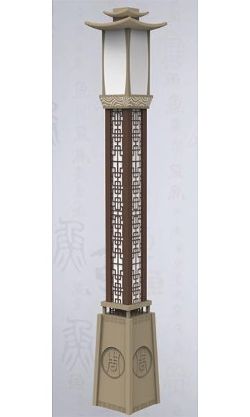 汉唐文化系列灯