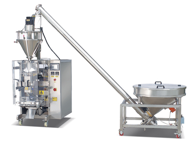 Guangzhou factory directly sale automatic powder packing machine/1-5kg powder production line