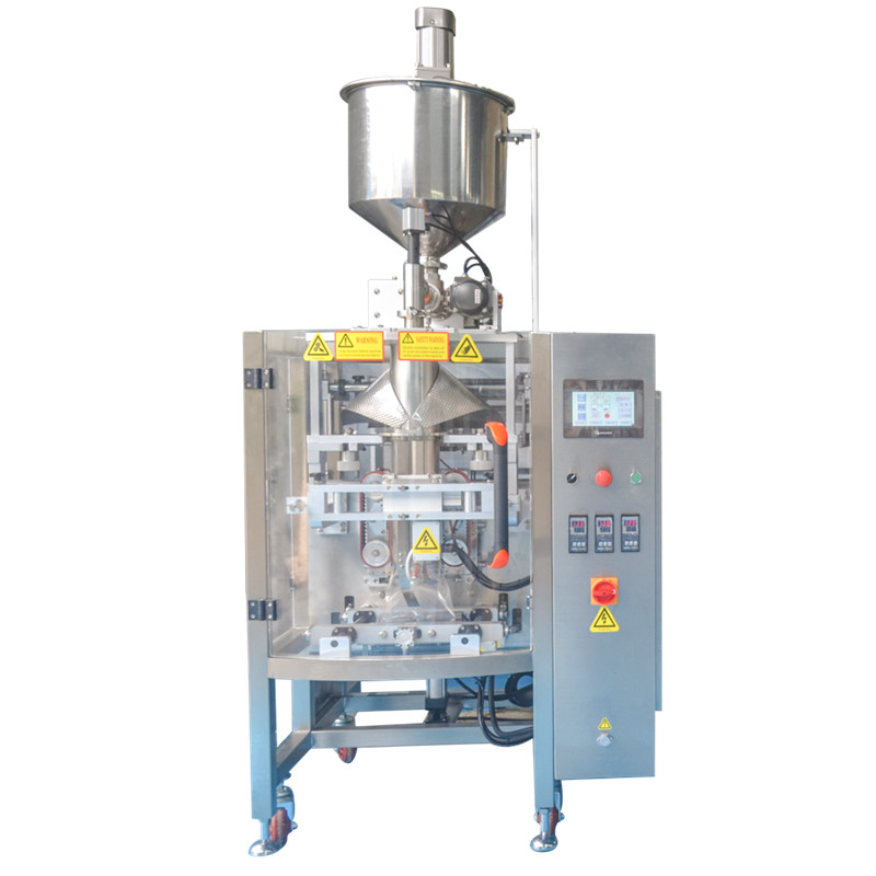 Directly sale automatic sauces packing machine line, 1-5kg liquid/sauces bag making machine