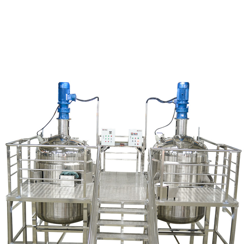 Price of customized high temperature reactor -50L reaction caldron -5000L magnetic stirring tank