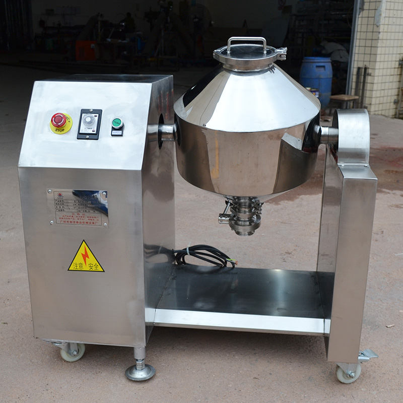 Stainless steel powder mixer -W type mixing machine for dry powder-capacity customized
