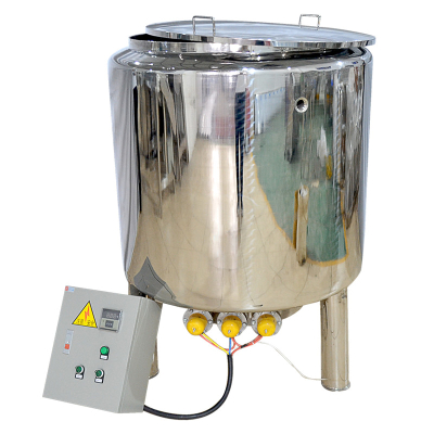 300 litre electric heating tank - stainless steel interlayer pail - soy cooking equipment - bone sou