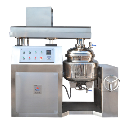 Vertical stirrer/SUS. food stirring machine/high speed vacuum stirring equipment
