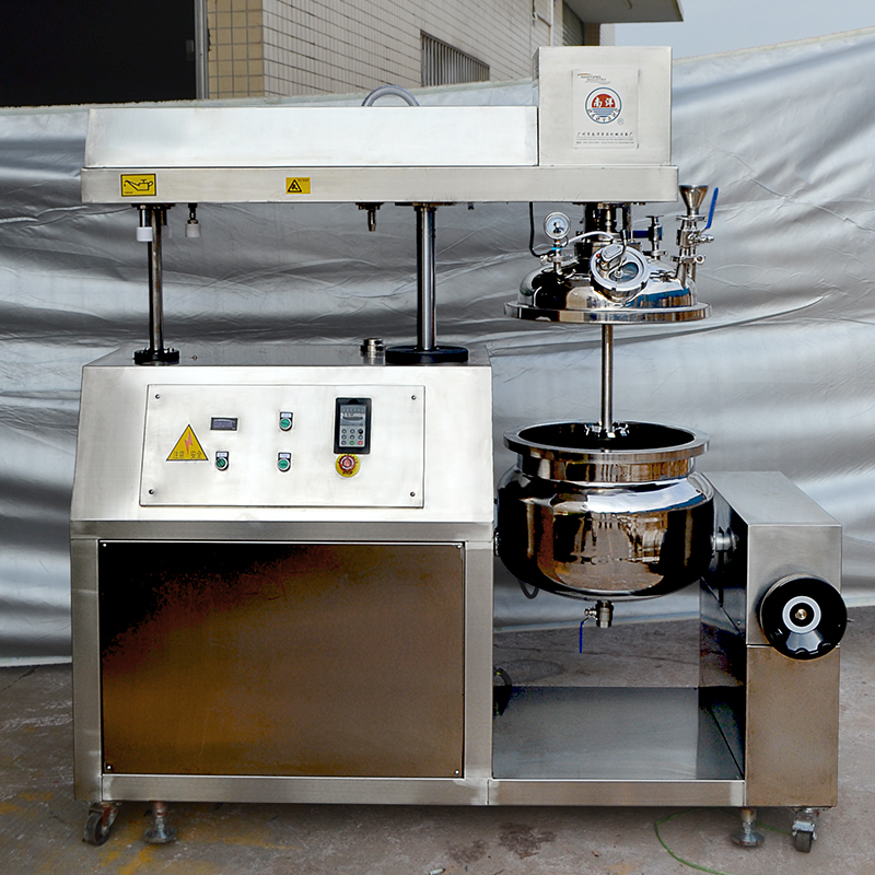 Supply emulsifying tank/vertical stirring machine for liquid/sauces material