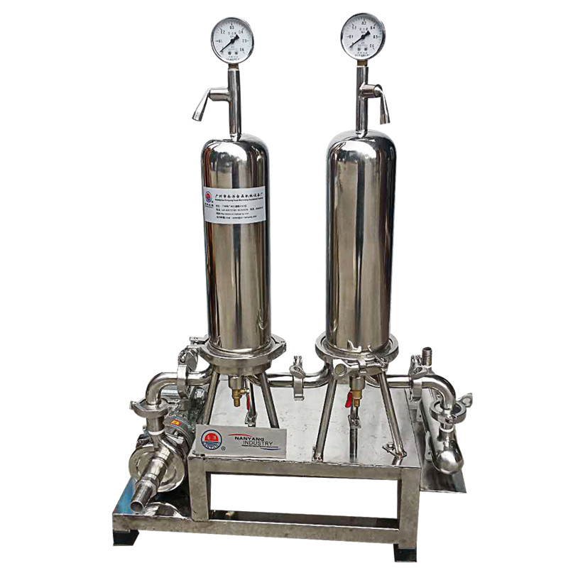 Factory sale Microporous membrane filter for food/wine/juice/customized sus. filter