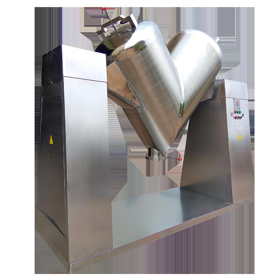 厂家直销V型搅拌混合机 粉末颗粒混料机 医药制药混合设备 高效混合机批发现货 制药混合机 医药混合机 强制搅拌混合机