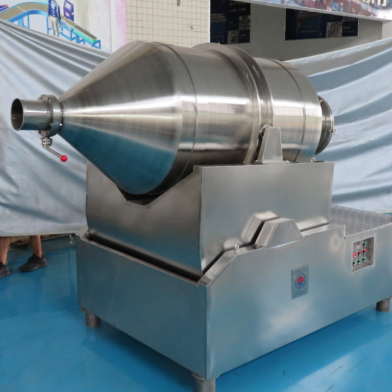 厂家直销二维混合机EYH-1000型医药化工食品搅拌机高效滚筒混料机