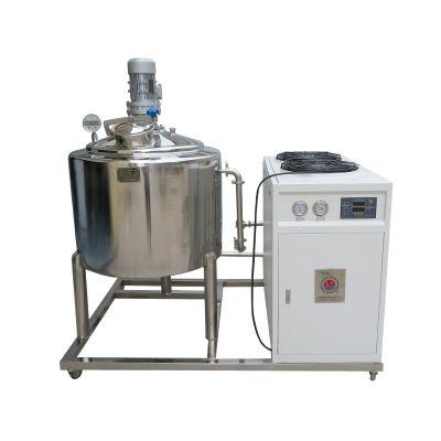 液体制冷罐 酱料制冷罐直冷式制冷罐 卫生级多用制冷罐