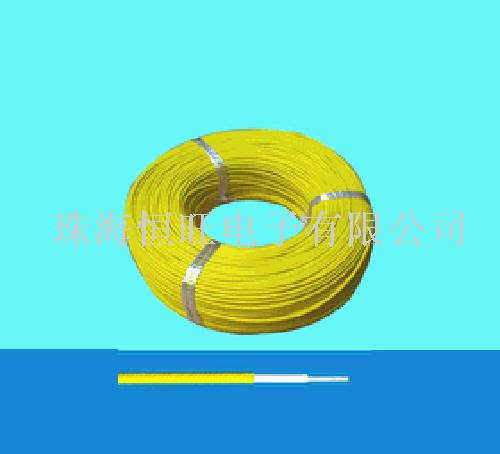 硅胶编织线-UL 3122