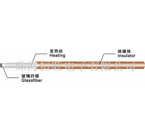 硅胶发热线-UL3323