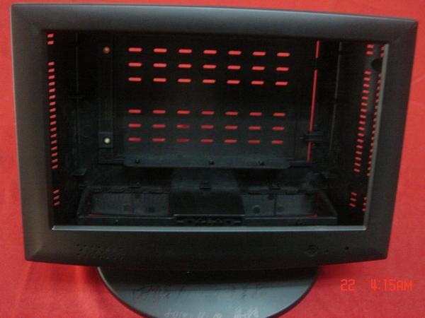 显示器外壳模具注塑