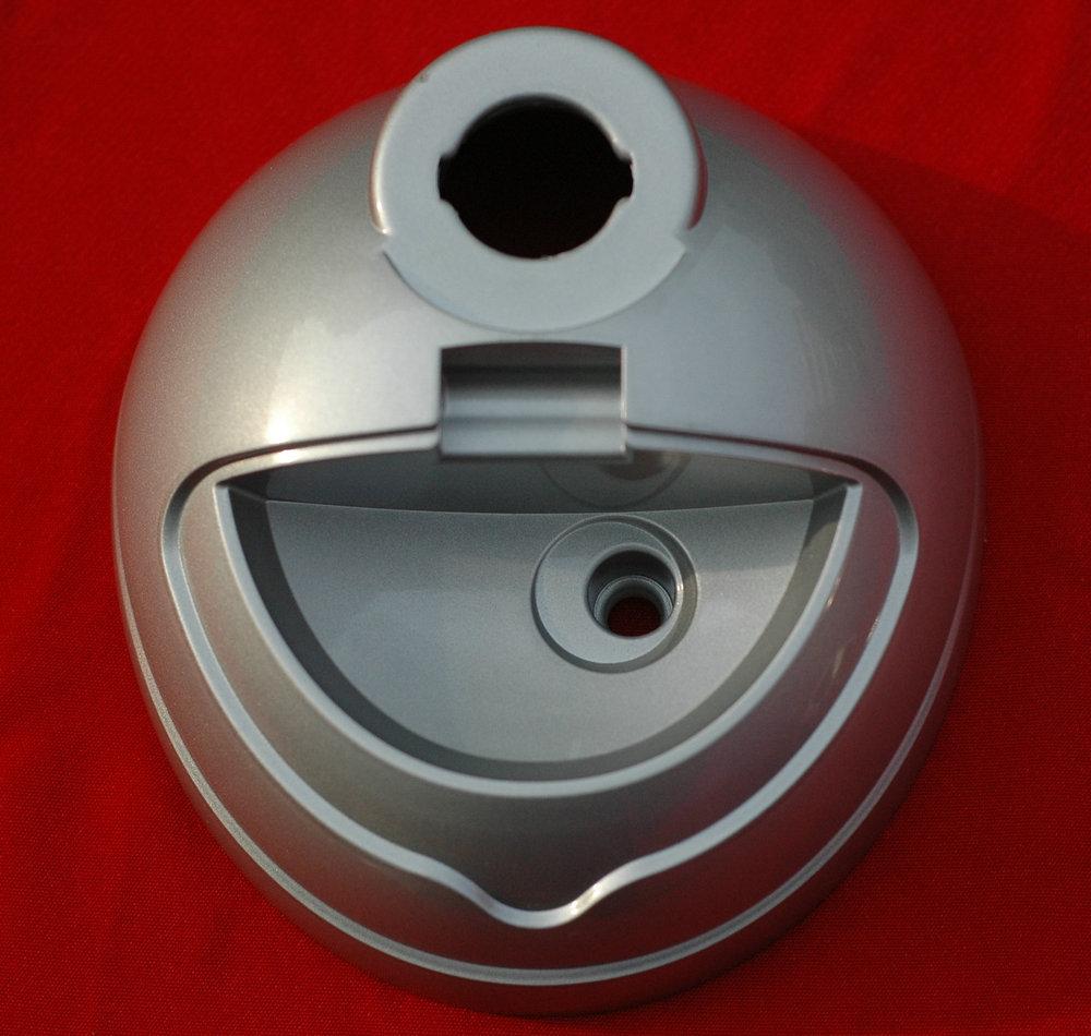 美容仪器外壳模具注塑