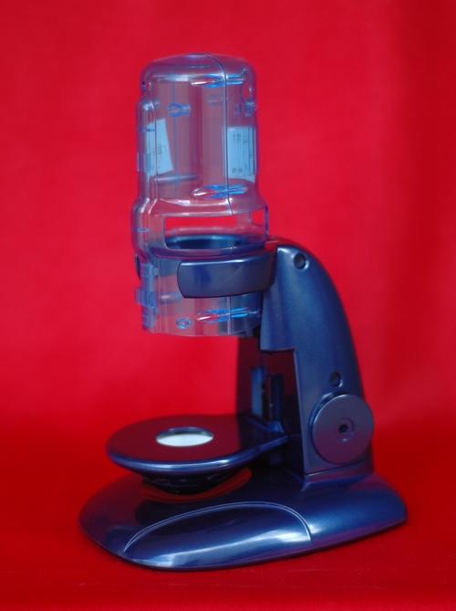 数码显微镜外壳模具注塑