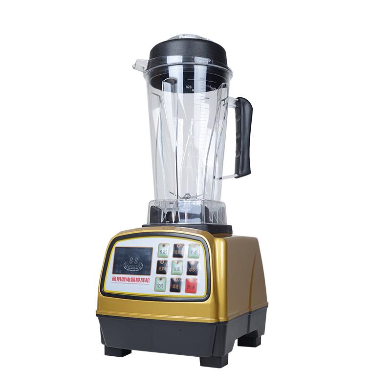 2200W 3.6L commercial appliance juicer blender, apple juice machine-Q9