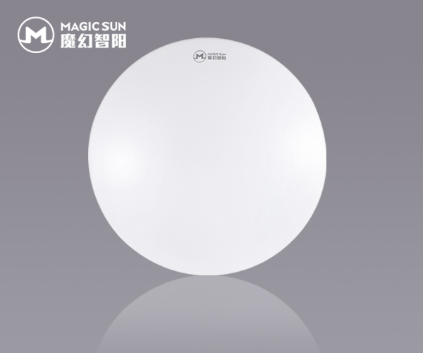 12W Microwave ceiling light single function