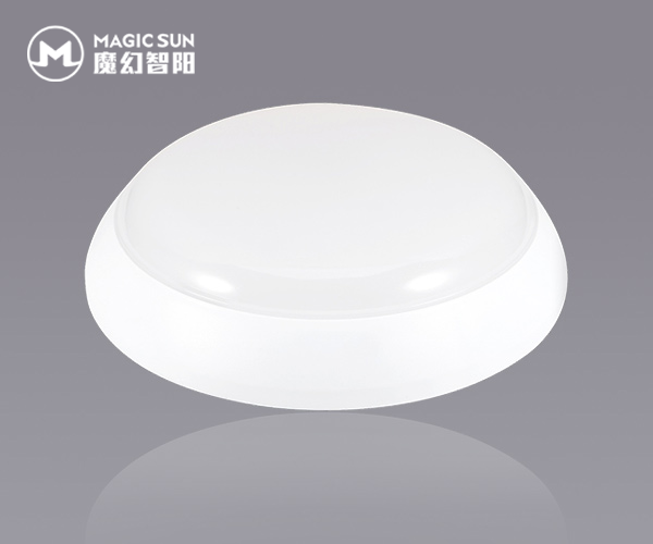 24W Microwave Radar Sensor Ceiling Light with double lighting function