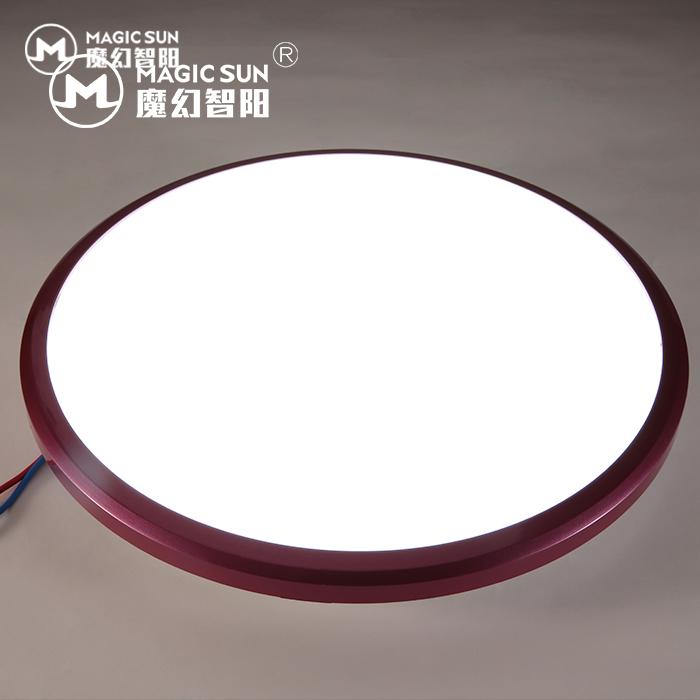 超薄A款雷達感應LED吸頂燈18W