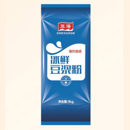 Chilled soy milk powder