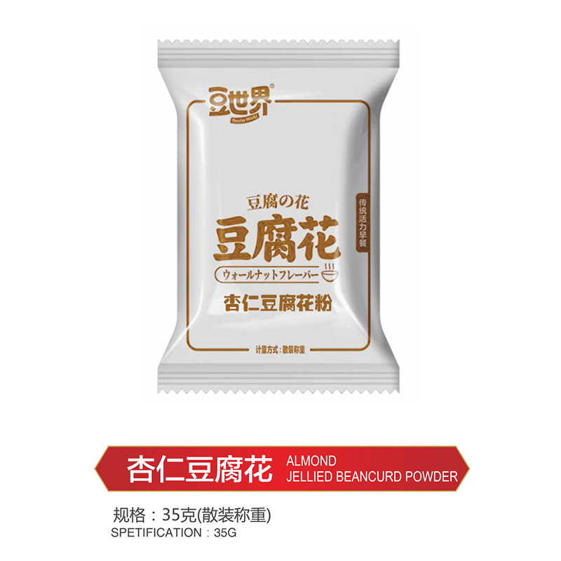 杏仁豆腐花粉