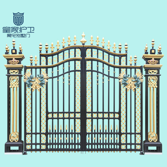 Buckingham Palace 06- Fujian villa gate