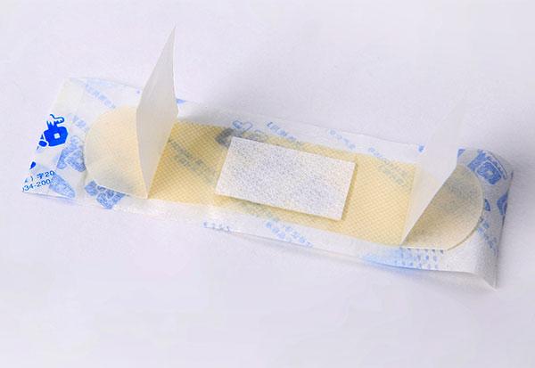 Elastic Water-proof Breathable Wound Plaster OEM