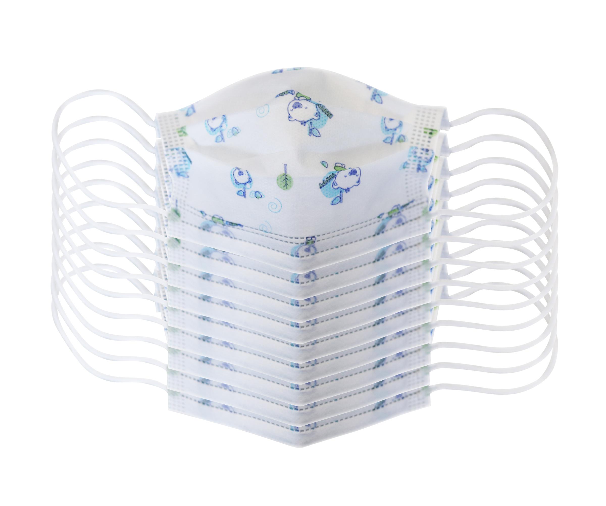 约斯夫一次性使用医用口罩  儿童型  10片/盒