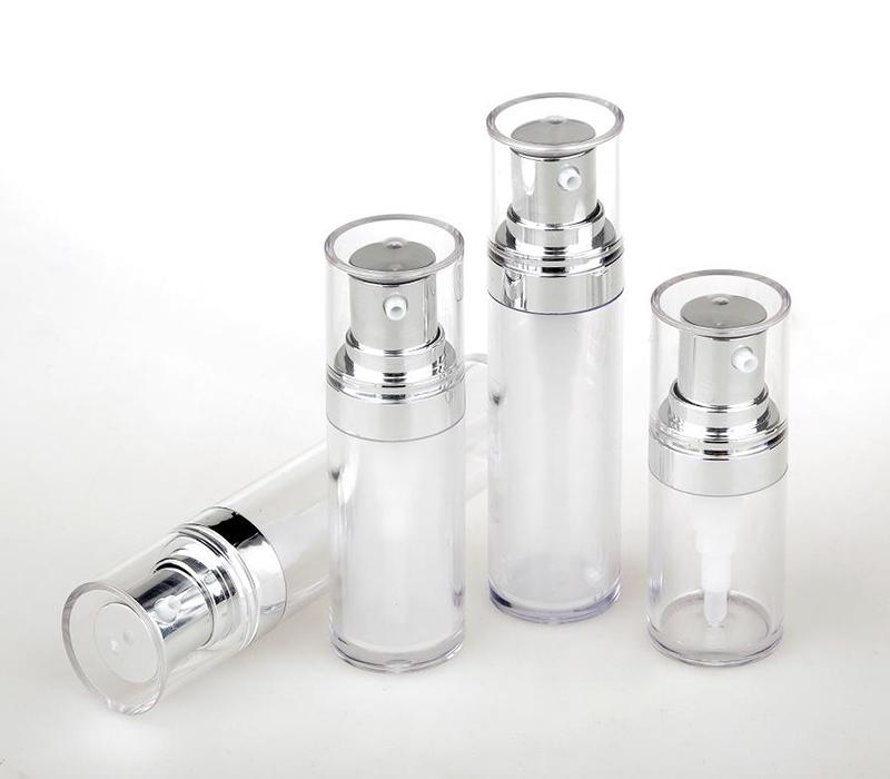 Emulsion bottle