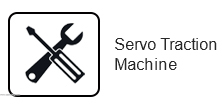 Servo Elevator Traction Machin
