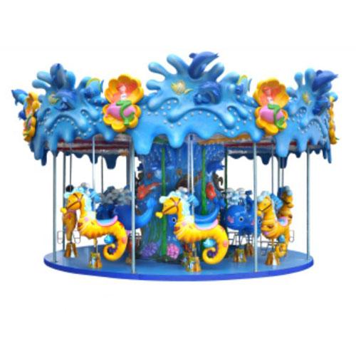 Revolving Sea Horses 12P