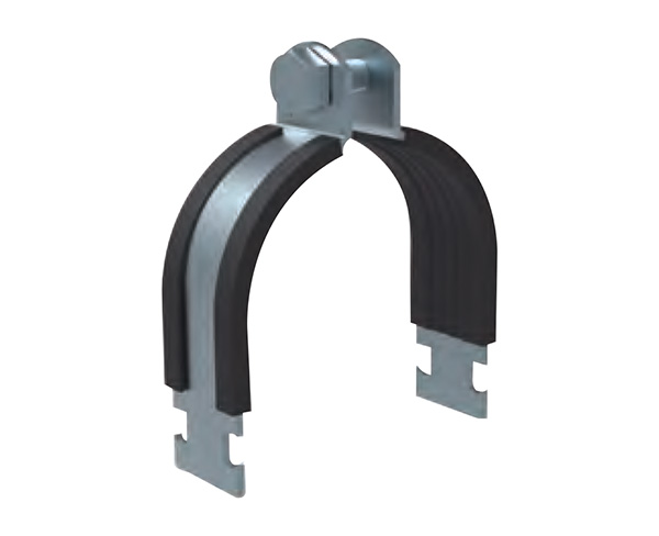 Aseismic P pipe clamp