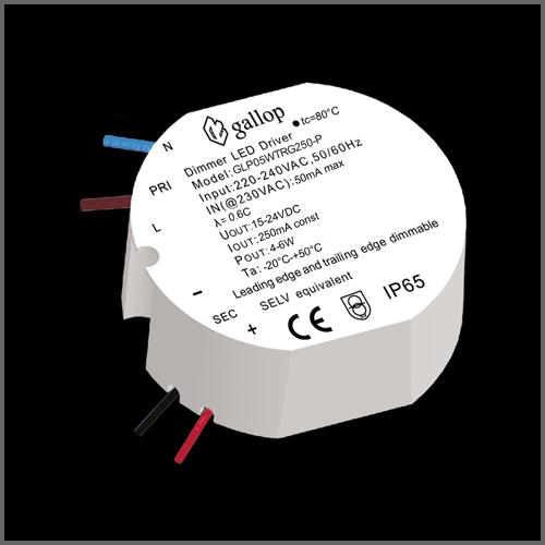 5W(IP65)-GLP05WTRG250-P