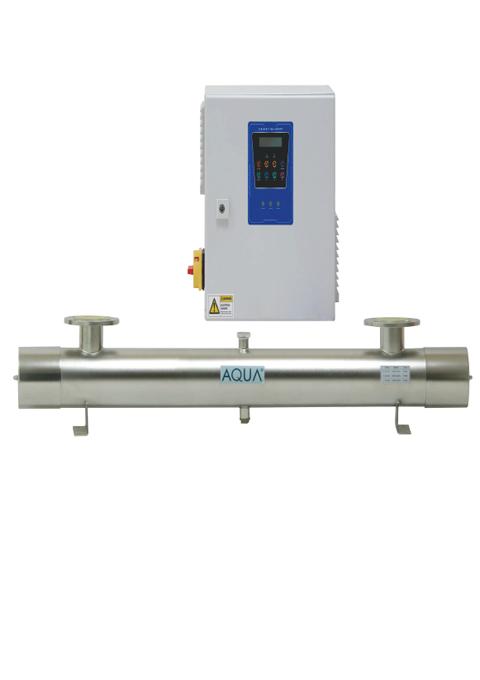 AQUA-UVS系列不锈钢紫外线消毒杀菌器