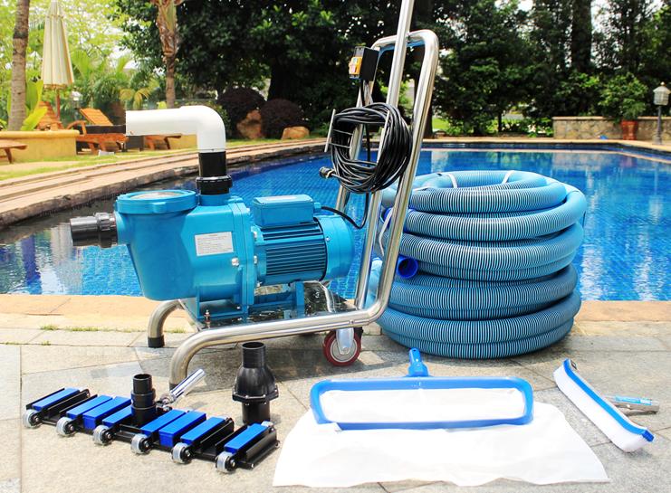 喜活®泳池吸池喉 喜活®泳池清洁设备