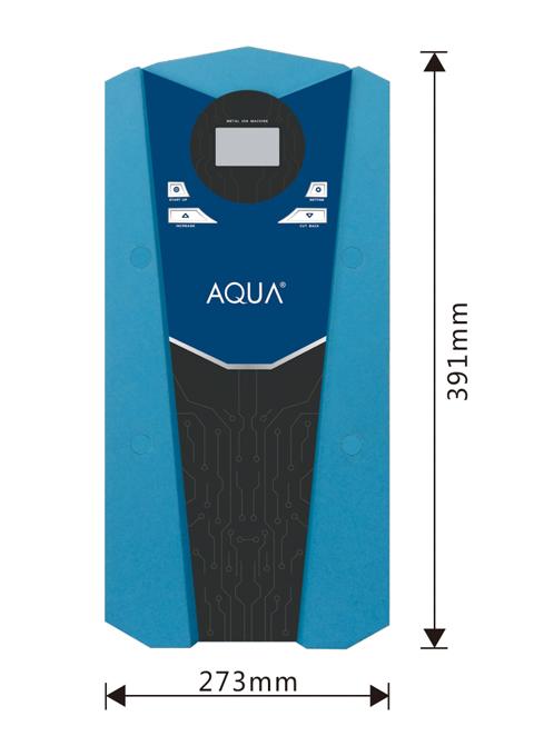 泳池消毒设备 AQUA 离子消毒一体机 泳池消毒机