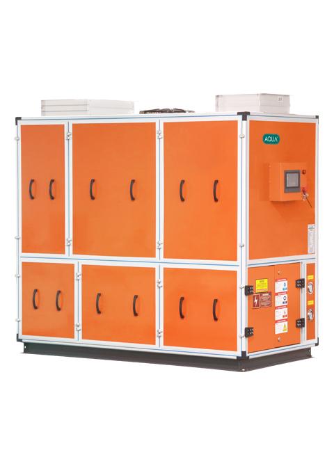 泳池水处理设备 AQUA泳池三集一体除湿热泵