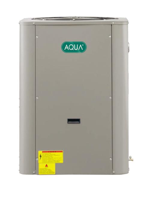 泳池加热设备 AQUA  V系列泳池恒温热泵 批发爱克泳池热泵