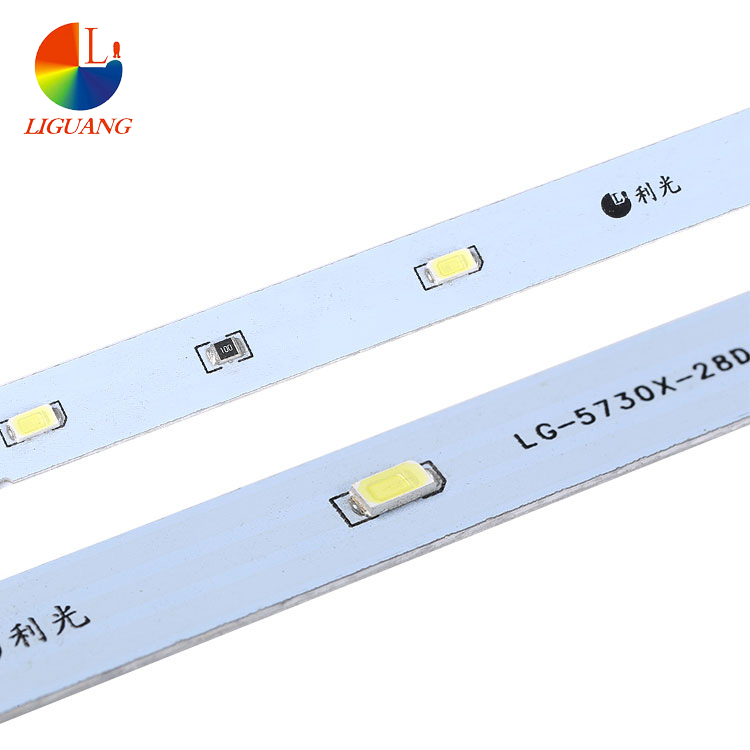 Light box light strip