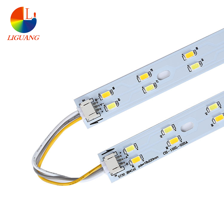5730  Two-color light bar