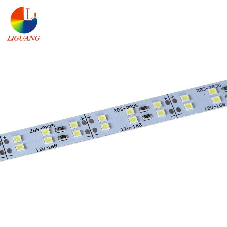 Double row light bar
