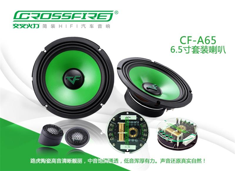 CF-A65 6.5寸套装喇叭