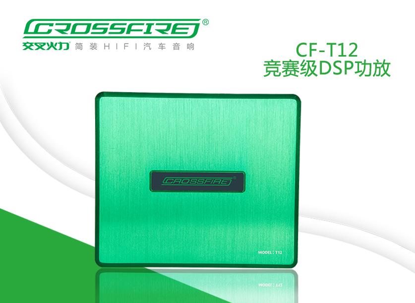 CF-T12 竞赛级DSP功放